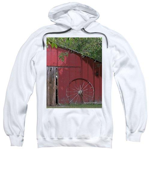 Old Red Barn Sweatshirt