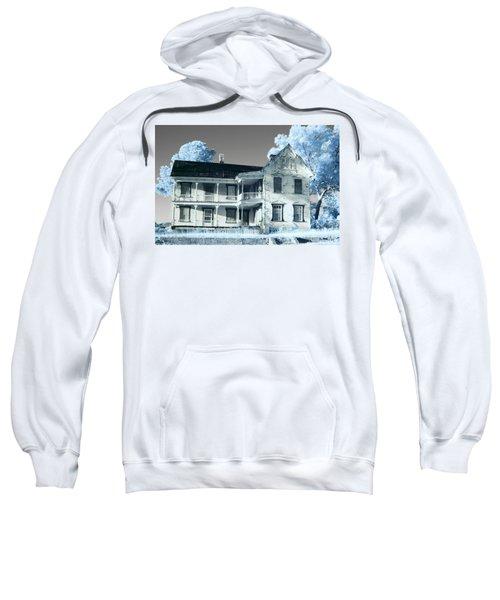 Old Shull House In 642 Sweatshirt
