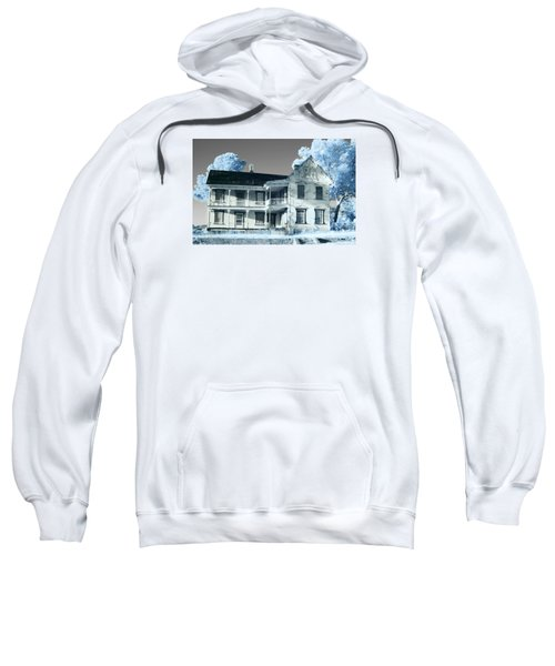 Old Shull House In 642 Sweatshirt