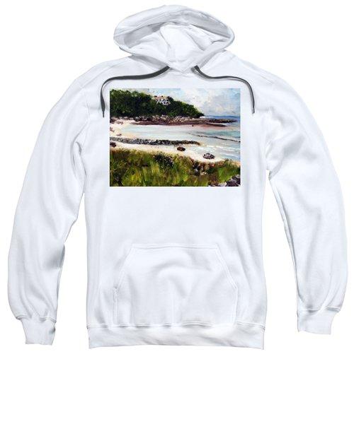 Old Silver Beach Falmouth Sweatshirt