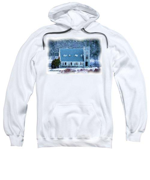 Old Stone Baptist Church  3 Oil Sweatshirt