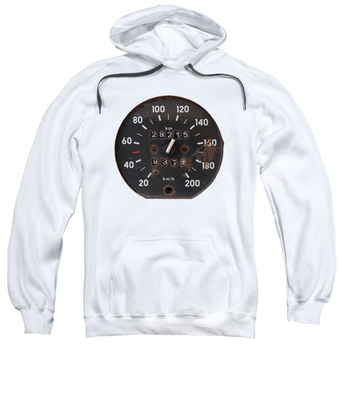 Old Tachometer Sweatshirt