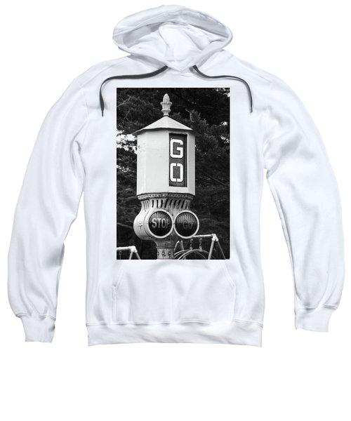 Old Traffic Light Sweatshirt