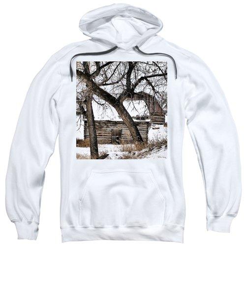 Old Ulm Barn Sweatshirt