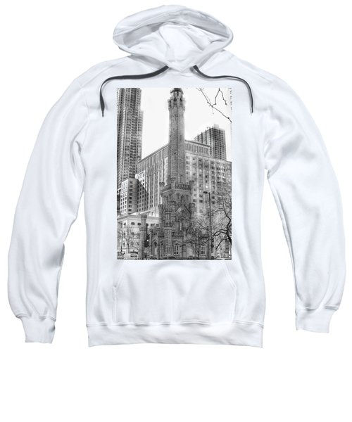 Old Water Tower - Chicago Sweatshirt