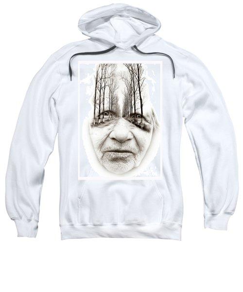 Old Woman  Sweatshirt