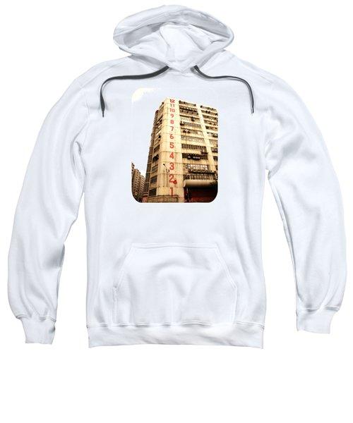 On A Dozen Different Levels Sweatshirt