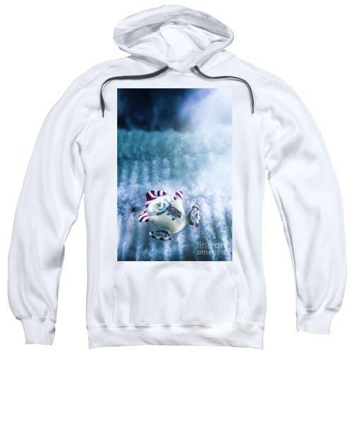 On The Ice Sweatshirt