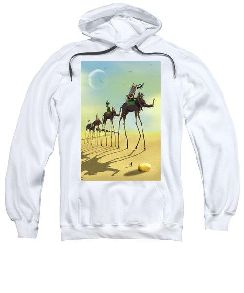On The Move 2 Sweatshirt by Mike McGlothlen