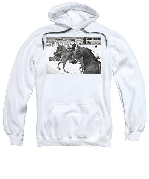 On The Outside Charcoal Sweatshirt