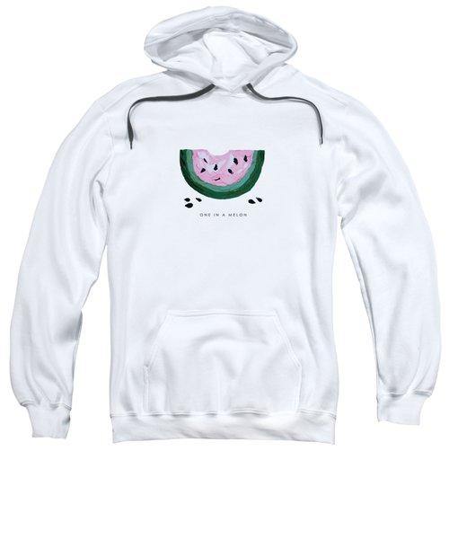 One In A Melon Sweatshirt