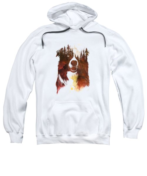 One Night In The Forest Sweatshirt