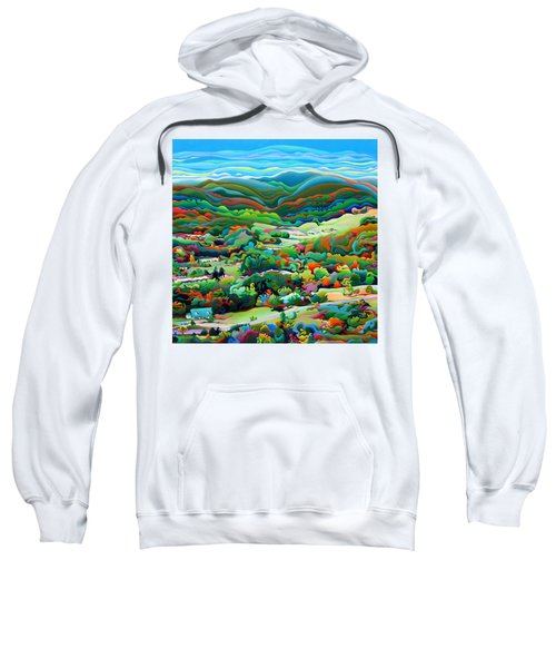 Onset Of The Appalachian Wonderfall Sweatshirt