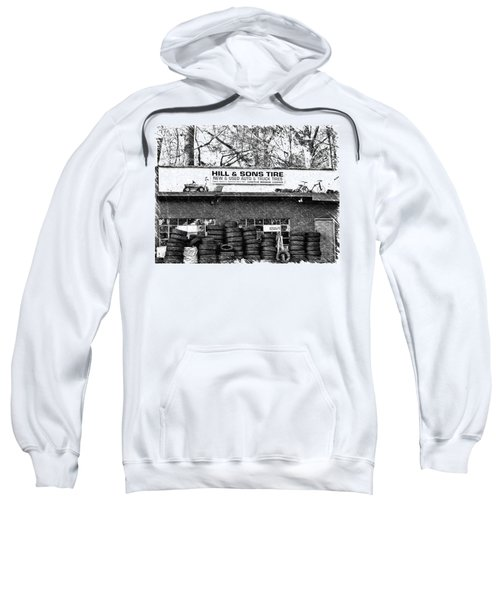 Open For Business Sweatshirt