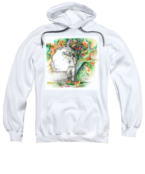 Open Your Eyes -the World Is Changing Sweatshirt