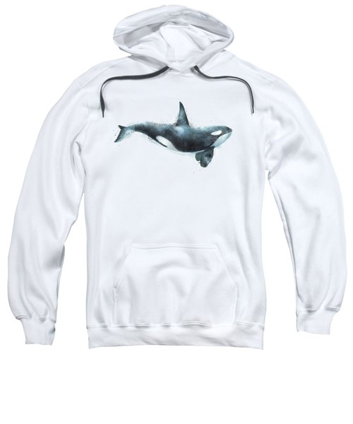 Orca Sweatshirt by Amy Hamilton