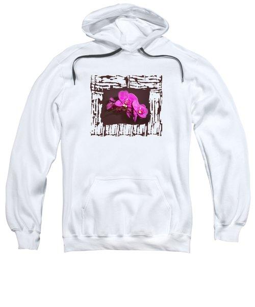 Orchids II Sweatshirt