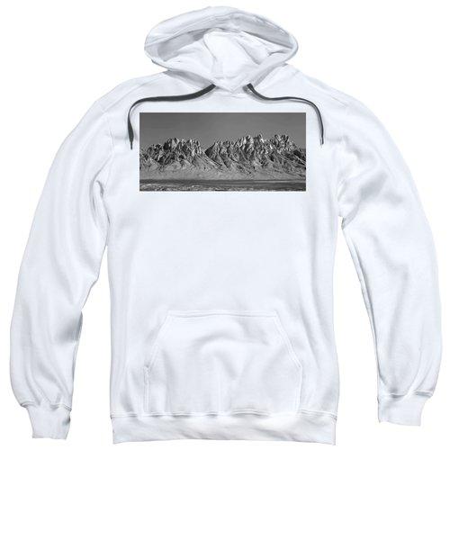 214878-organ Mountains Panorama     Sweatshirt