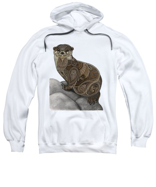 Otter Tangle Sweatshirt by ZH Field