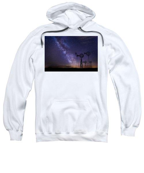 Our Milky Way  Sweatshirt