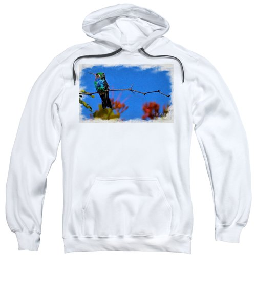 Out On A Branch Sweatshirt