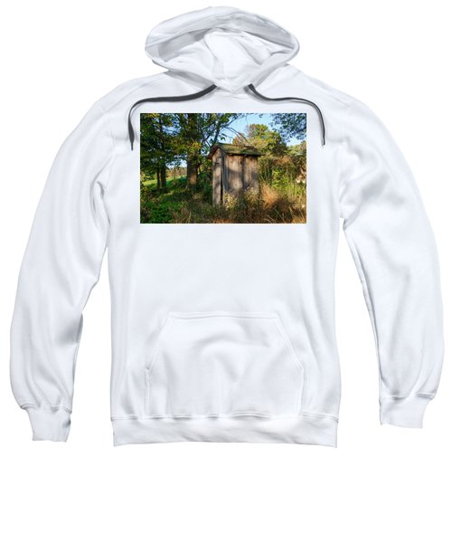 Outhouse - Valley Forge Pa Sweatshirt