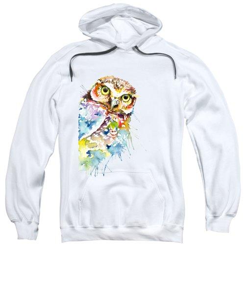 Owl Curious Sweatshirt