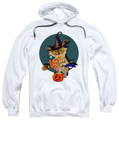 Owl Scary Sweatshirt