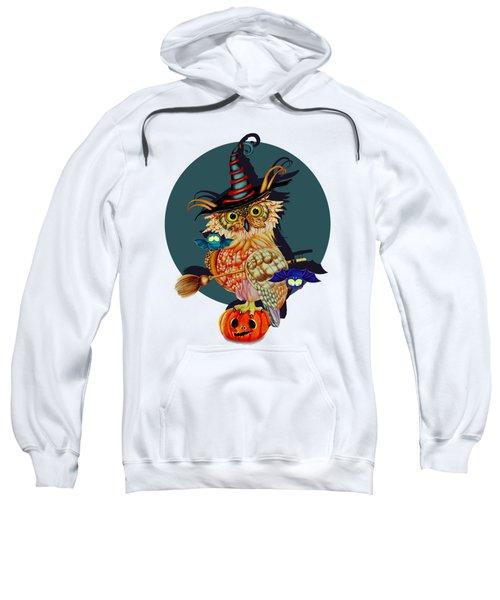 Owl Scary Sweatshirt