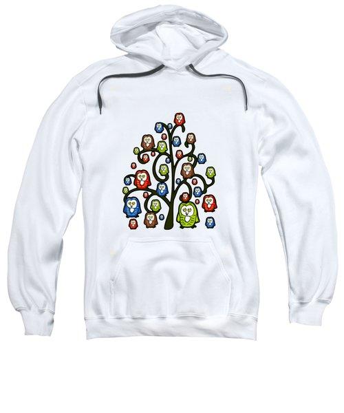 Owl Tree Sweatshirt