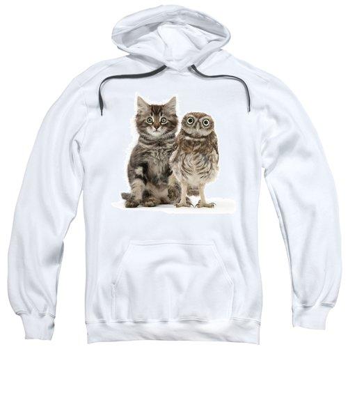 Owling And Yowling Sweatshirt