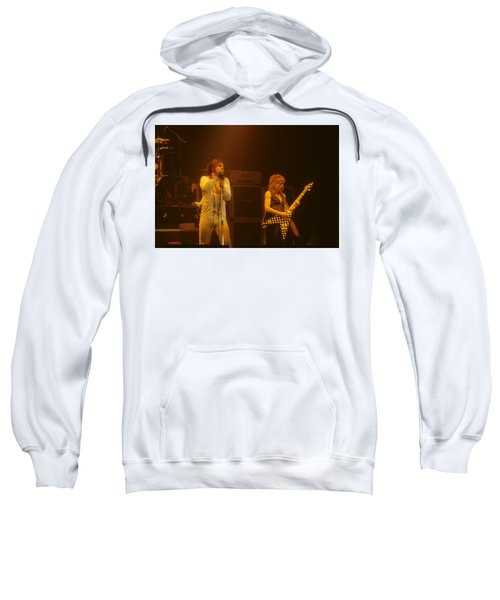 Ozzy Ozbourne And Randy Rhoads Sweatshirt