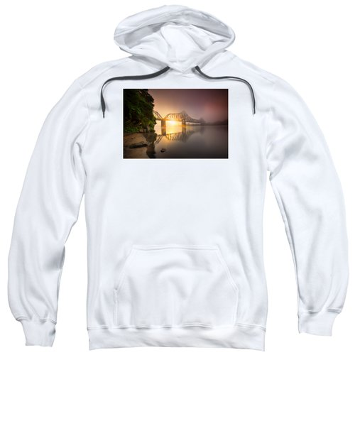 Railroad Bridge Sweatshirt