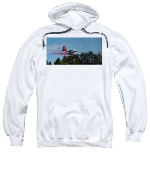 P2v Red Canyon Fire Sweatshirt