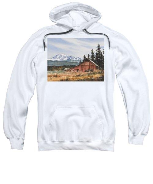 Pacific Northwest Landscape Sweatshirt