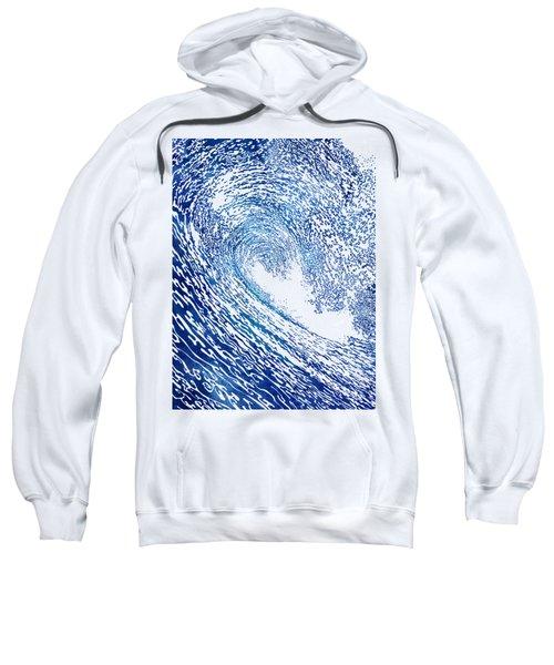 Pacific Waves Iv Sweatshirt