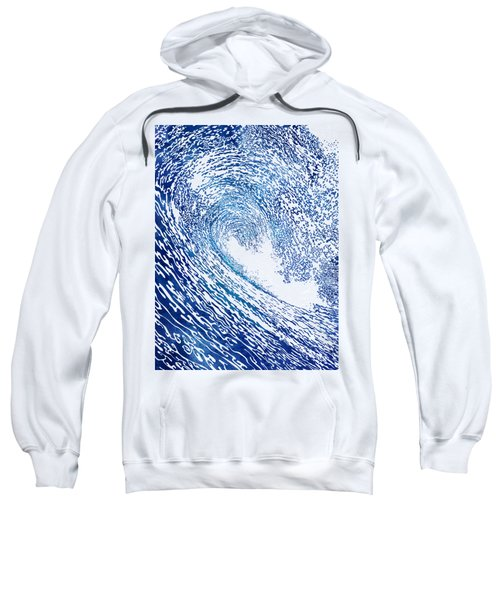 Pacific Waves Iv Sweatshirt