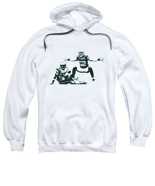 Packers Clay Matthews Sack Sweatshirt