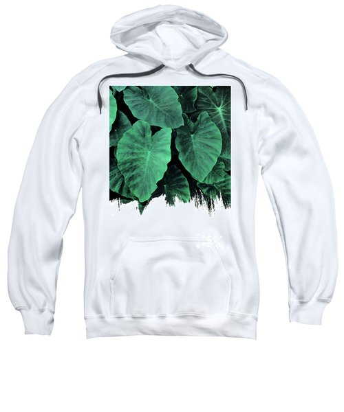 Paint On Jungle Sweatshirt