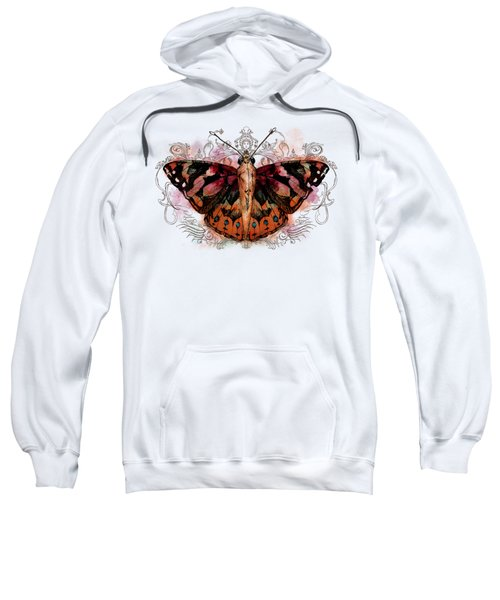 Painted Lady II Sweatshirt