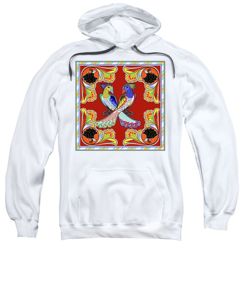 Painting 629 1 Truck Art 6 Sweatshirt