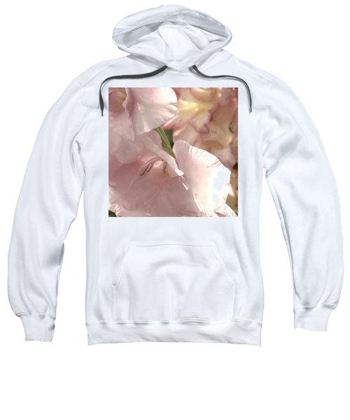 Pale Pink Glads Sweatshirt