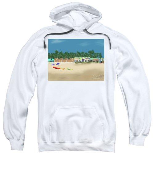 Palolem Beach Goa Sweatshirt