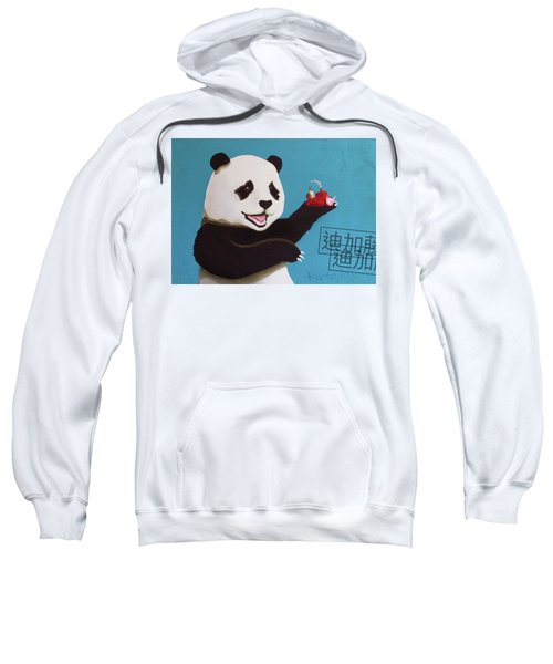 Panda Joy Sweatshirt