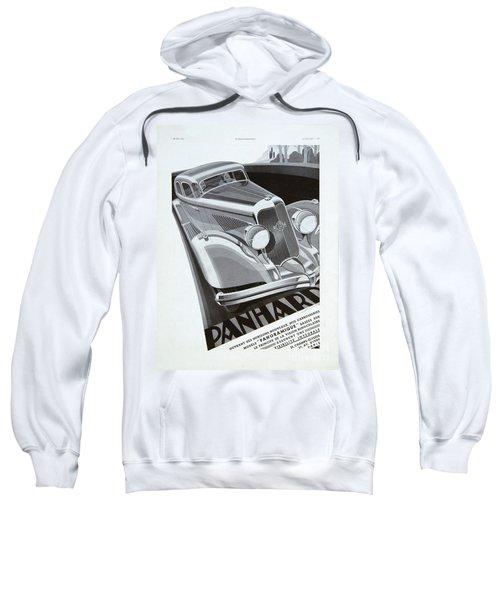 Panhard #8710 Sweatshirt
