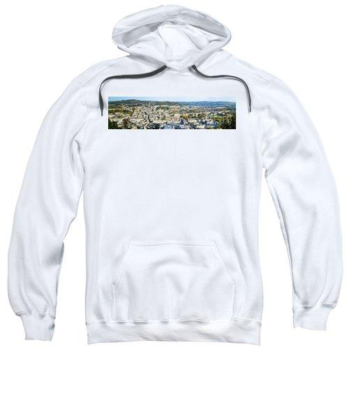 Panorama Of Bath Sweatshirt