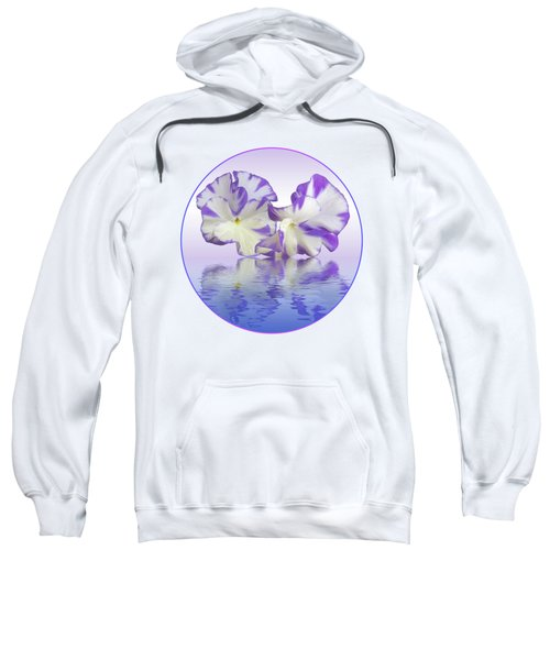Pansy Reflections Sweatshirt