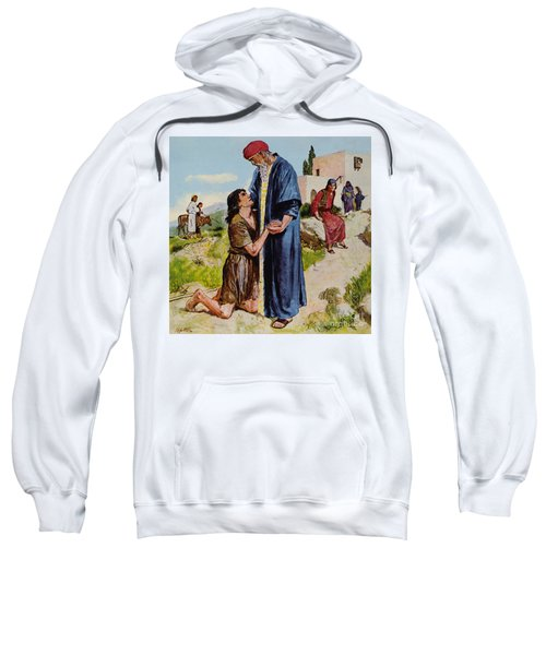 Parable Of The Prodigal Son Sweatshirt