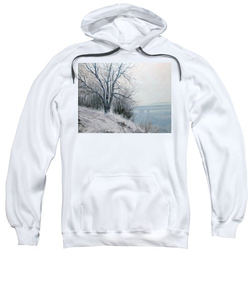 Paradise Point Bridge Winter Sweatshirt