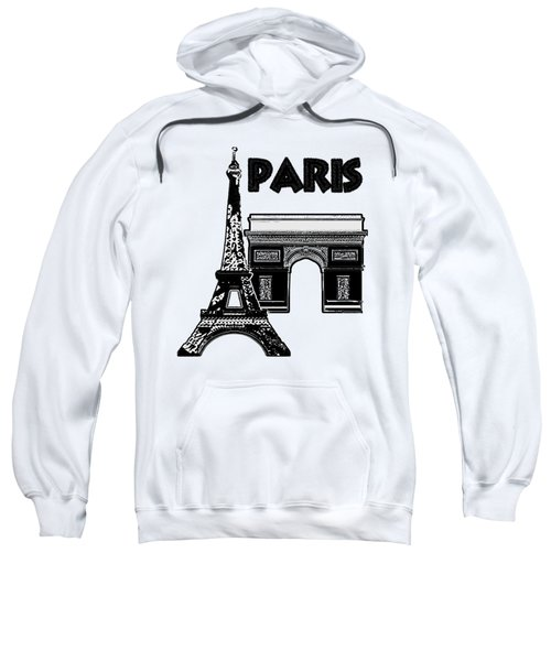 Paris Graphique Sweatshirt